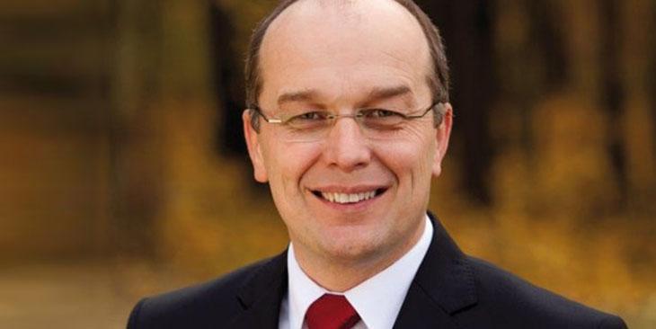 Dariusz Wróbel, burmistrz Opola Lubelskiego