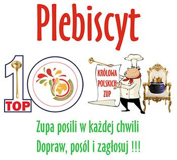"""Plebiscyt """"Królowa polskich zup"""""""