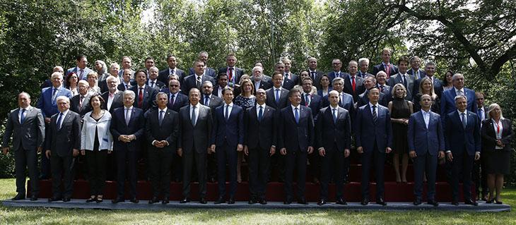 Polska na nieformalnym spotkaniu szefów dyplomacji państw OBWE