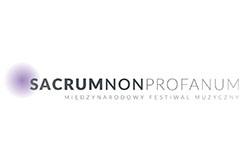 Międzynarodowy Festiwal Muzyczny Sacrum Non Profanum 2017