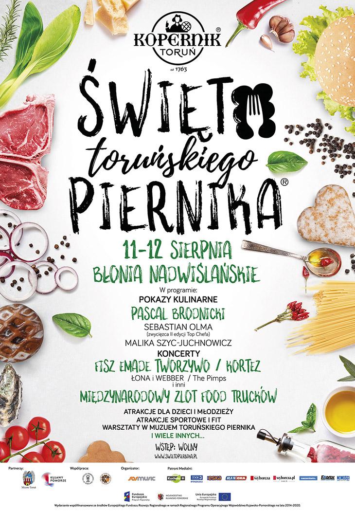 Święto Toruńskiego Piernika 2017