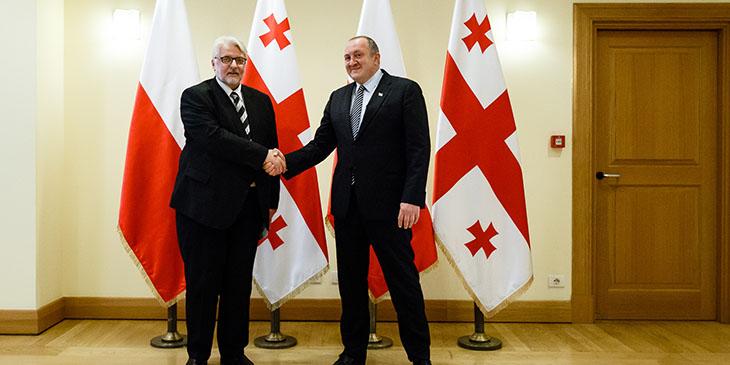 Minister Waszczykowski, foto: Biuro Rzecznika Prasowego MSZ