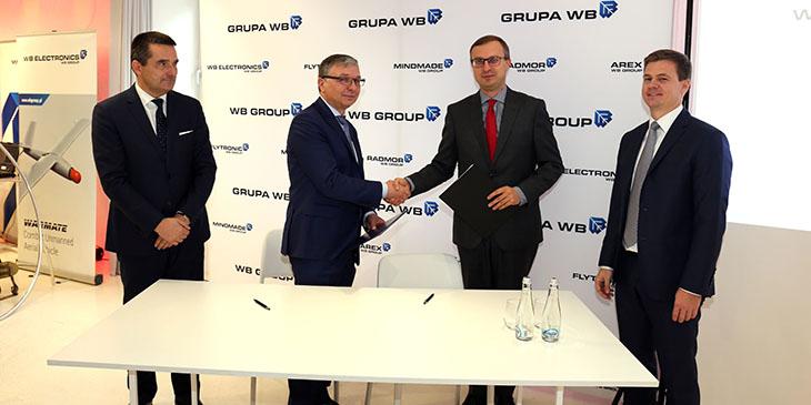 PFR nowym inwestorem w Grupie WB Electronics