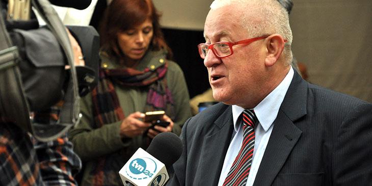 Marek Traczyk, prezes Warszawskiej Izby Gospodarczej