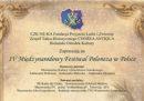 IV Międzynarodowy Festiwal Poloneza