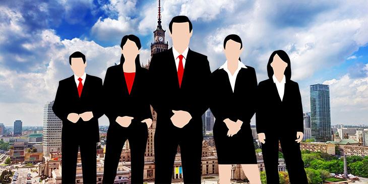 Kandydaci na prezydenta Warszawy