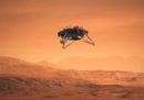 Polski Kret wylądował na Marsie