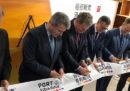 Port Gdański otworzył biuro handlowe w Szanghaju