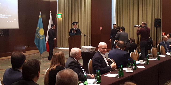 Kazachsko-polski okrągły stół