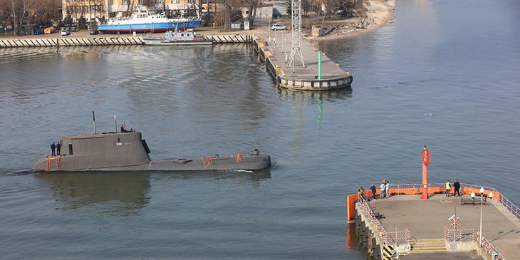 Szersze wejście do Portu Gdynia