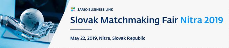 Słowacka Giełda Współpracy 2019 Nitra