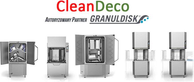 Cleandeco Sp. z o.o., autoryzowany partner GRANULDISK®
