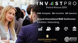 InvestPro Poland Warsaw 2019