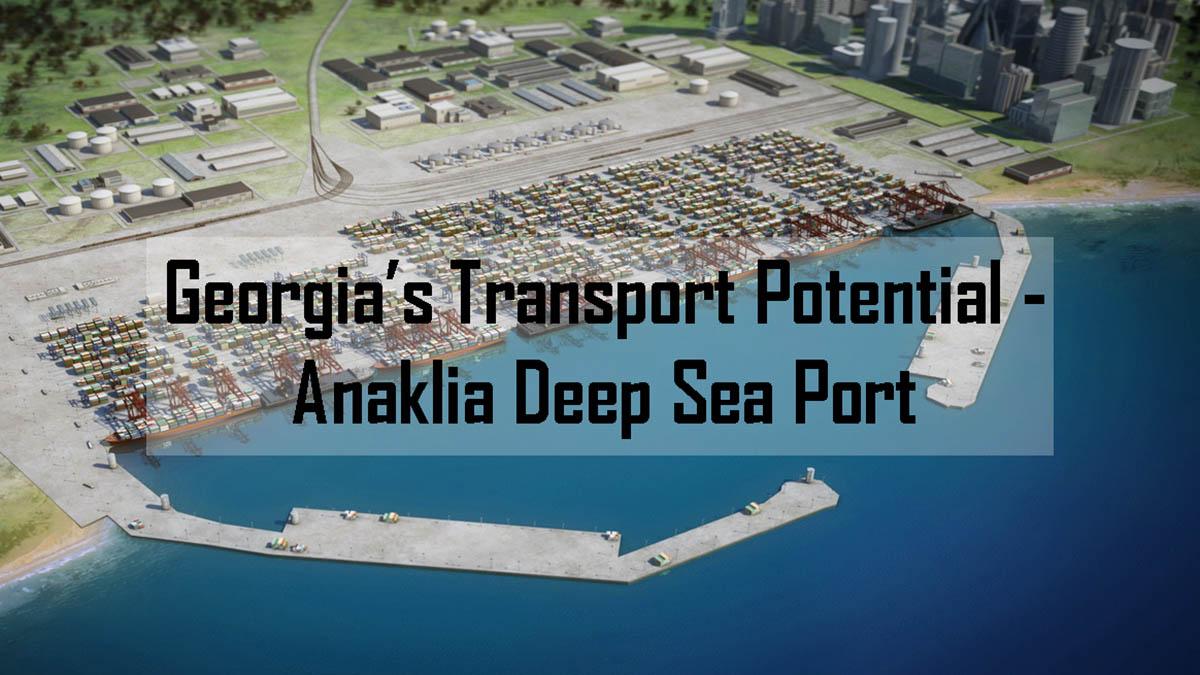 Port Głębinowy Anaklia
