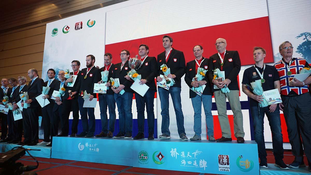 Polacy mistrzami świata w brydżu