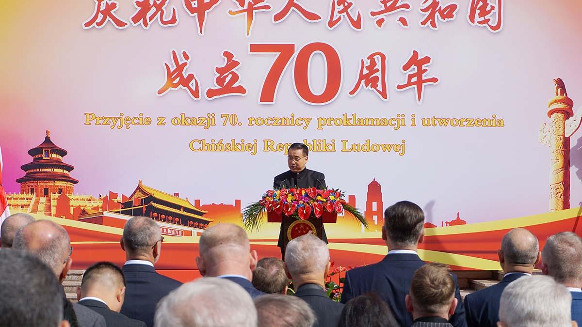 Chiny i Polska - 70 lat wspólnej historii