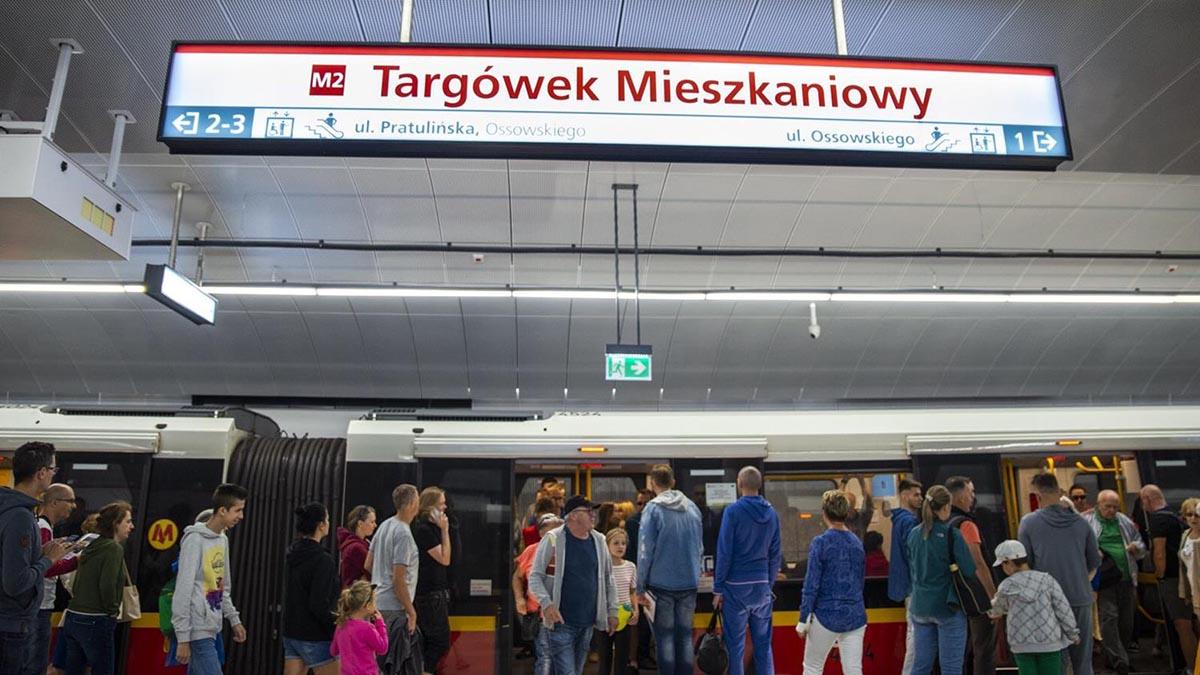 Linia metra M2