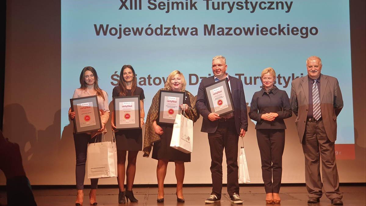 Najlepszy Produkt Turystyczny, foto: Iwona Majewska