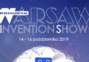 """Międzynarodowa Warszawska Wystawa Wynalazków """"IWIS 2019"""""""