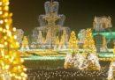 Królewski Ogród Światła, foto: Marcin Mastykarz