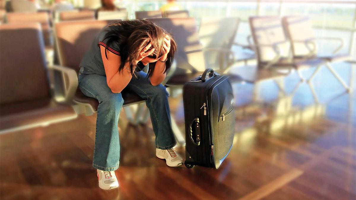 Upadek biura podróży