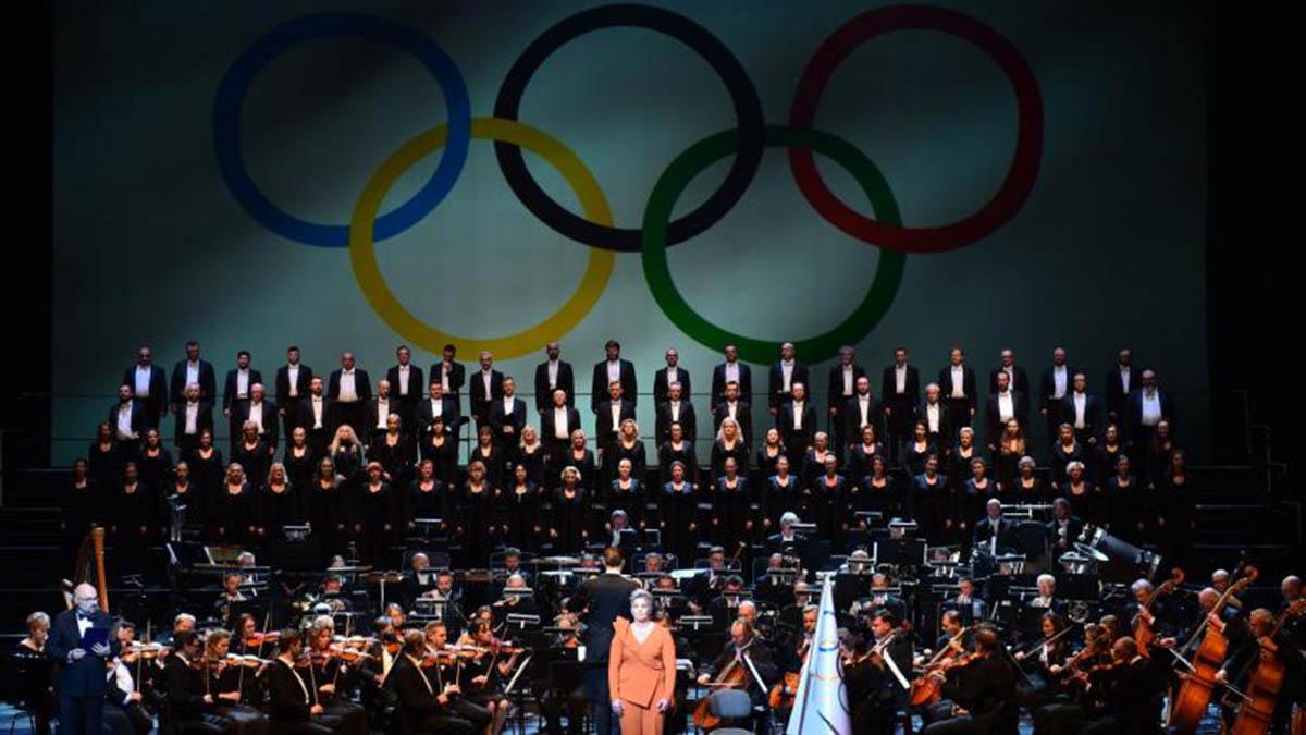 Sto lat Polskiego Komitetu Olimpijskiego, foto: PAP / M. Kmieciński