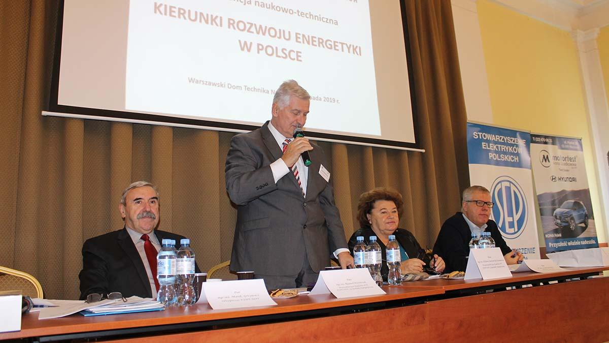Kierunki rozwoju energetyki w Polsce