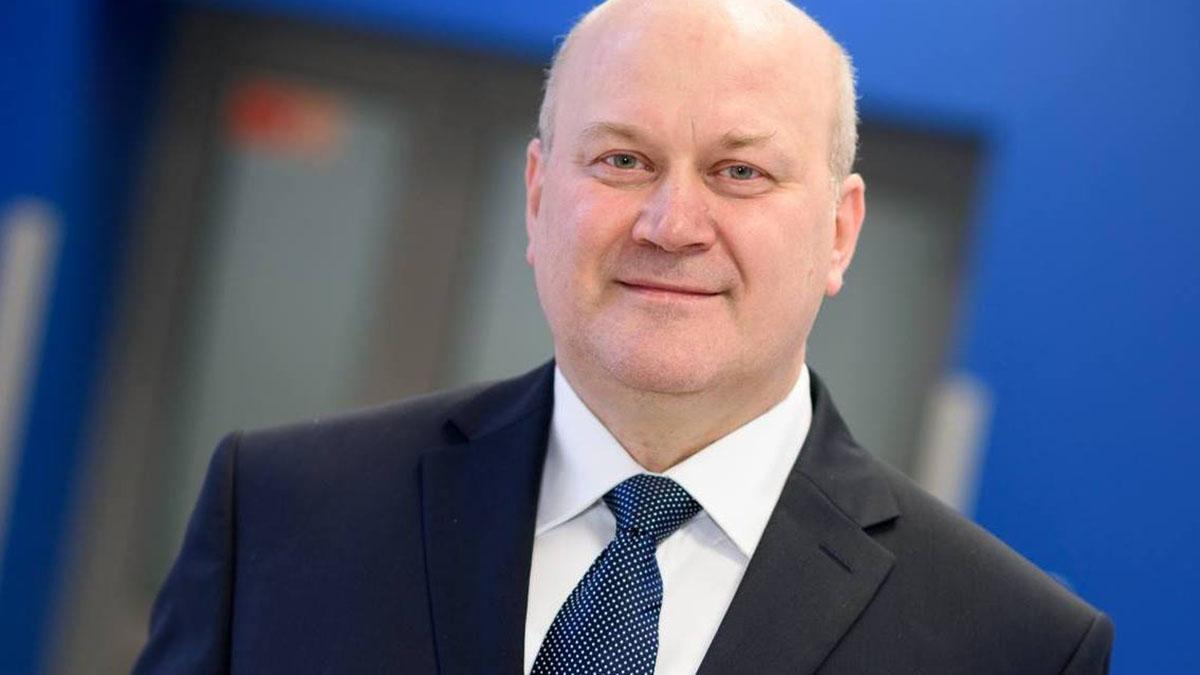 płk. prof. dr hab. n. med. Marek Rękas