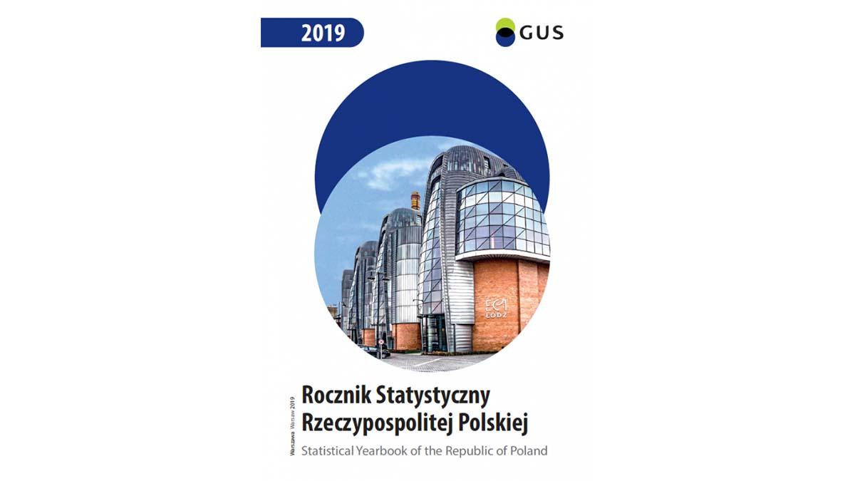 Rocznik Statystyczny Rzeczypospolitej Polskiej 2019