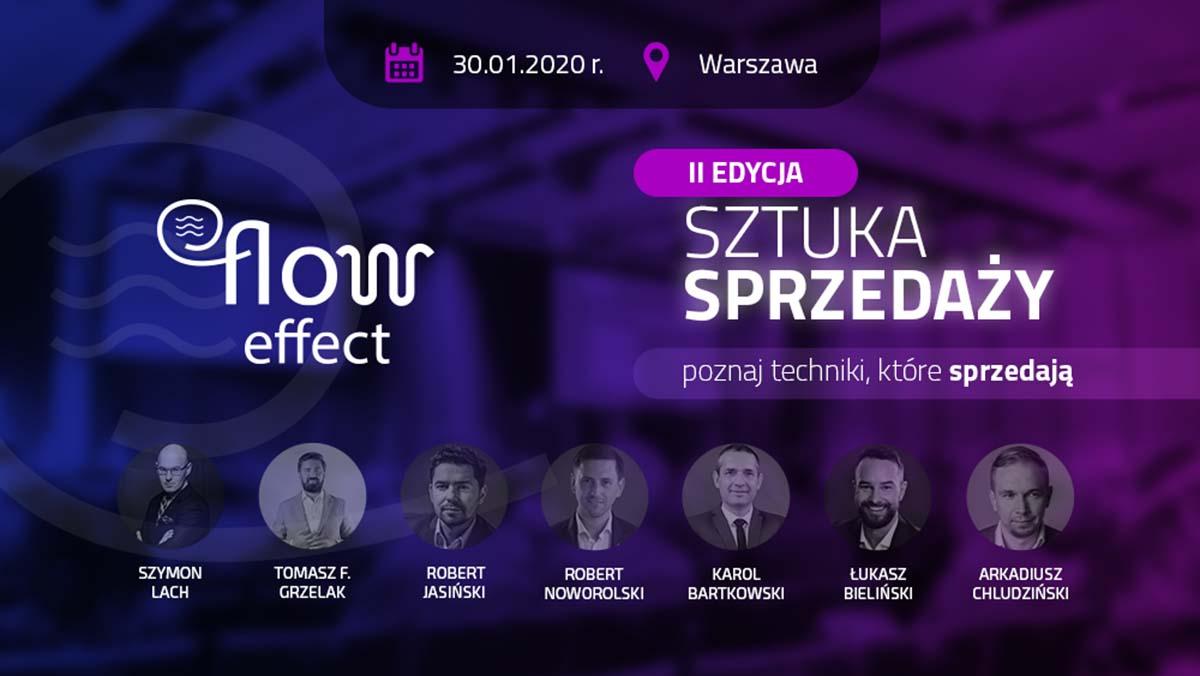 """Konferencja """"Sztuka sprzedaży"""" II edycja"""