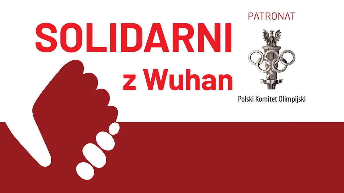 Solidarni z Wuhan