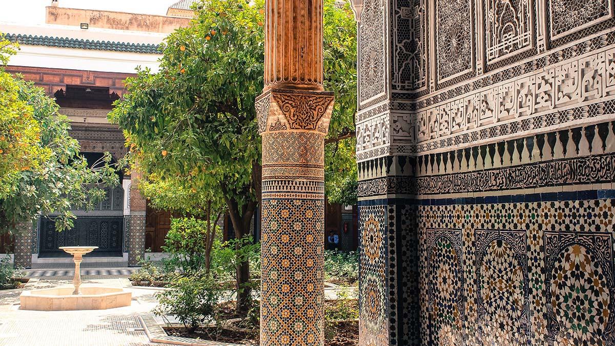 Dar El Bacha Confluence Museum