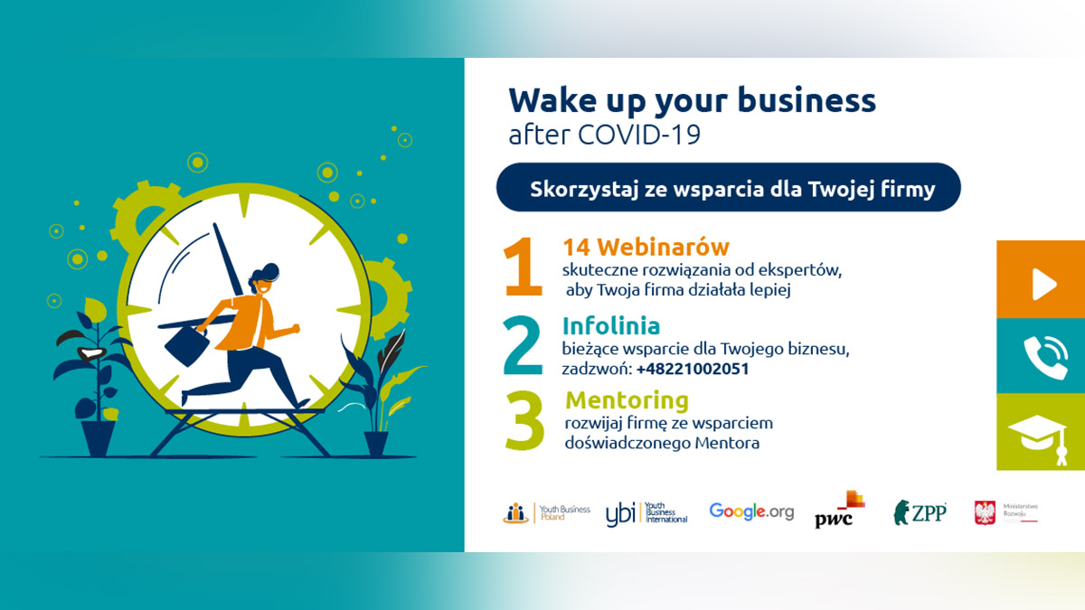 Wake Up Your Business