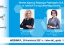 Webinar: Instrumenty finansowe ARP w ramach Tarczy Antykryzysowej