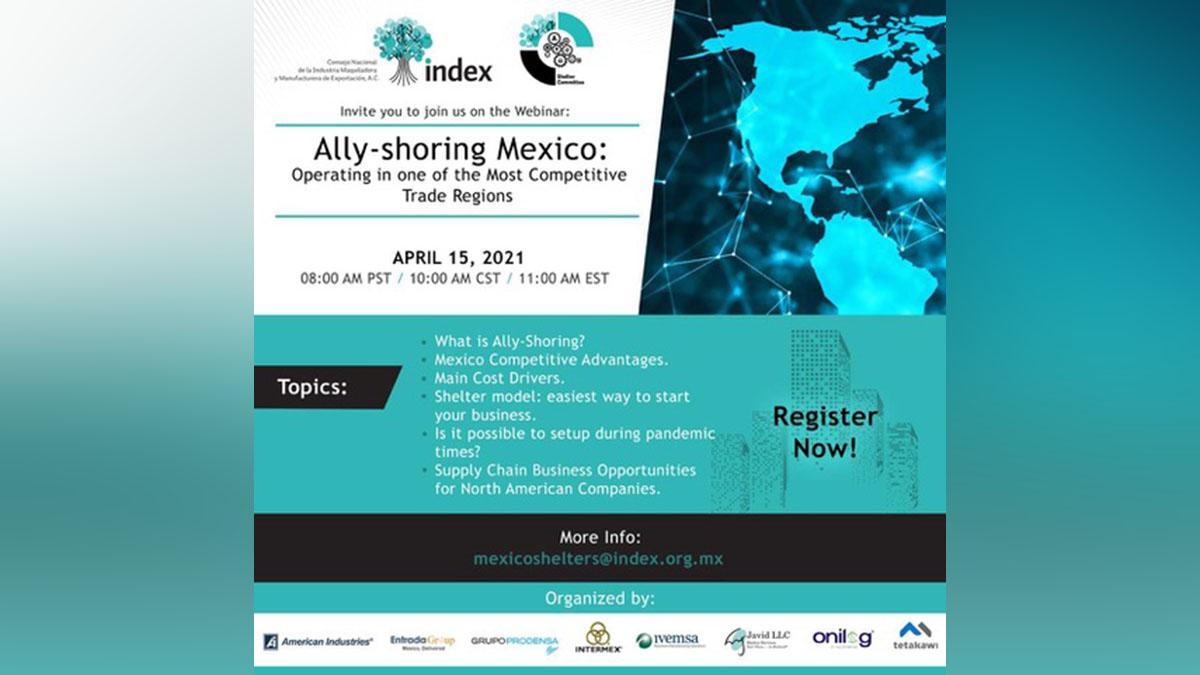 Wbinar Ally-shoring Mexico